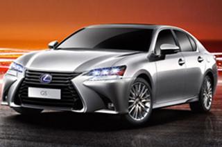 雷克萨斯新GS正式上市 售45.9-79.9万元