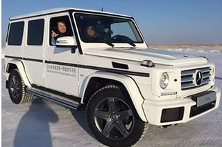 奔驰新款G级正式上市 售价169.8万元-图
