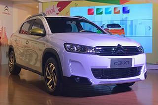 东风雪铁龙C3-XR 2017款上市 售10.88万起