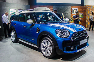 实拍-全新MINI COUNTRYMAN