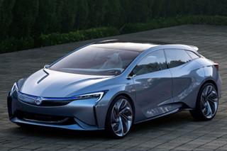 描绘未来出行新蓝图 别克推新能源概念车
