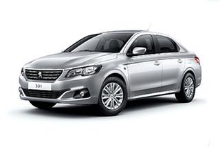 标致新款301海外发布 国产车明年中期改款