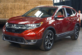 本田新一代CR-V下月上市 起售价2.5万美元