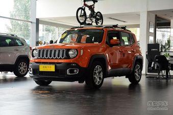 Jeep自由侠全系热销中 限时优惠达3000元