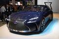 雷克萨斯全新LS旗舰豪华车 于北美车展首发