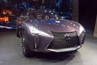 雷克萨斯全新SUV明年有望入华 25万起售!
