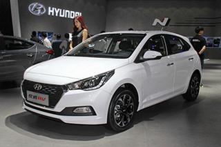 北京现代悦纳推两厢版车型 明年1月上市