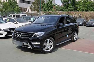 奔驰M级(进口)优惠信息 购车直降0.01万