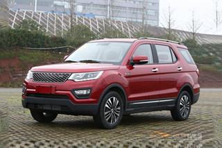 长安中型SUV新增1.5T车型 明年1月9日上市