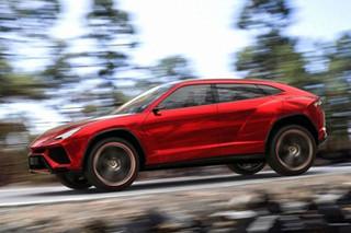 兰博基尼首款插电式混动SUV 2018年上市