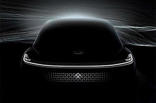 PPT照进现实!法拉第未来量产车今日发布