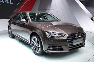 奥迪稳居豪华车首位 全年销量达58.9万辆