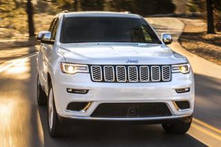 Jeep明年推新一代大切诺基 采用全新平台