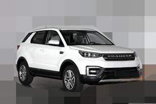 长安全新紧凑型SUV申报图 有望下半年上市