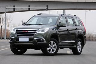2016款哈弗H9优惠促销 多车直降2万元