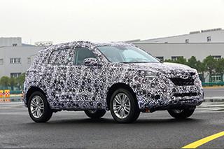 奇瑞新A级SUV将亮相上海车展 3季度上市