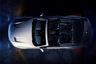 掀了顶更运动 福特新Mustang敞篷版将上市