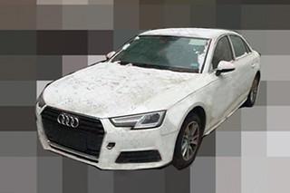 奥迪全新A4L入门版3季度上市 搭1.4T发动机