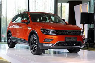 上汽大众1月份销量超21万 轿车增势明显