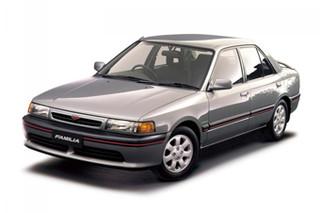 从制霸WRC到国民家轿 Mazda 3前世今生