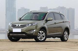 2016款陆风X5限时促销 购车优惠0.2万元