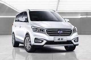 长安乘用车首款MPV官图曝光 3月3日发布