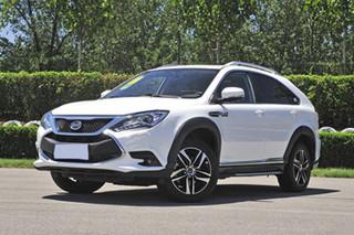 2015款比亚迪唐限时促销 购车直降2.6万