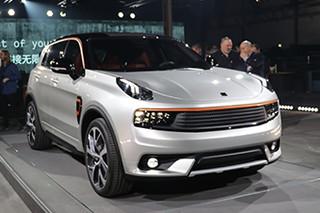 """吉利推进""""高端""""平台项目 投产多款新车"""