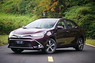 广汽丰田2月销量超2.4万 雷凌双擎增84.6%