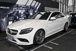 2015款奔驰C级AMG(进口) 直降19万元