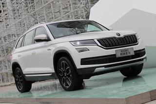斯柯达年内推11款新车 中国重点布局SUV