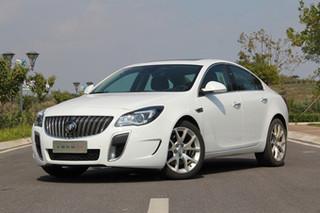 2015款别克君威GS促销 购车直降3.5万元