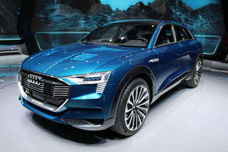 奥迪将推3款纯电动车 首款SUV明年上市