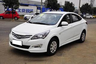 2016款北京现代瑞纳促销 购车直降2万元