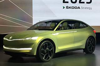 斯柯达出行新战略 纯电/自动驾驶成主导