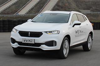 豪华SUV的名义 WEY首款新车明日上市