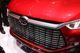 比亚迪设计总监 解读王朝概念车龙元素