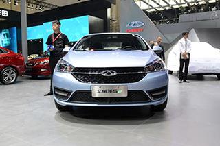 奇瑞产品规划曝光 基于4大平台推17新车