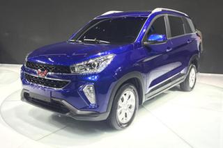 五菱首款SUV车型正式发布 采用7座设计