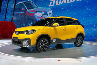 AX4/MX3发布 东风汽车展开SUV市场攻势
