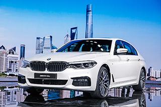 宝马5款车全球首发 新一代5系Li将上市