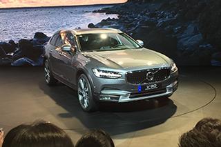 上海车展14款新车上市 自主品牌超半数