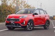 2017款起亚KX3限时促销 购车直降2万元