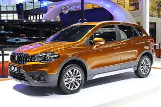 长安铃木将推全新小SUV 于7月26日上市