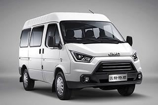 江铃特顺正式上市 15款车型/售9.98万起