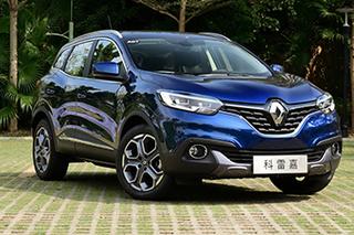 雷诺国产车销量超去年全年 3新车将上市