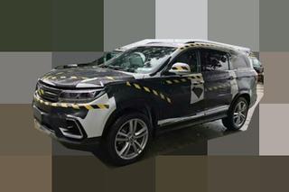东风风行推全新中型SUV 搭载1.6T发动机