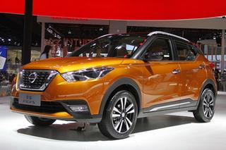 东风日产小型SUV劲客下线 7月11日上市