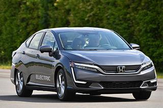 本田研发无线/快充技术 将推2款电动车