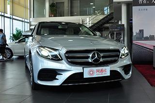 北京奔驰前5月销量增52.4% E级单月破万